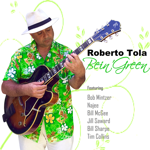 Bein' Green Cover by Roberto Tola - Cover Front